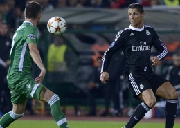 Real Madrid CF – PFC Ludogorets Razgrad (Football. Champions League)